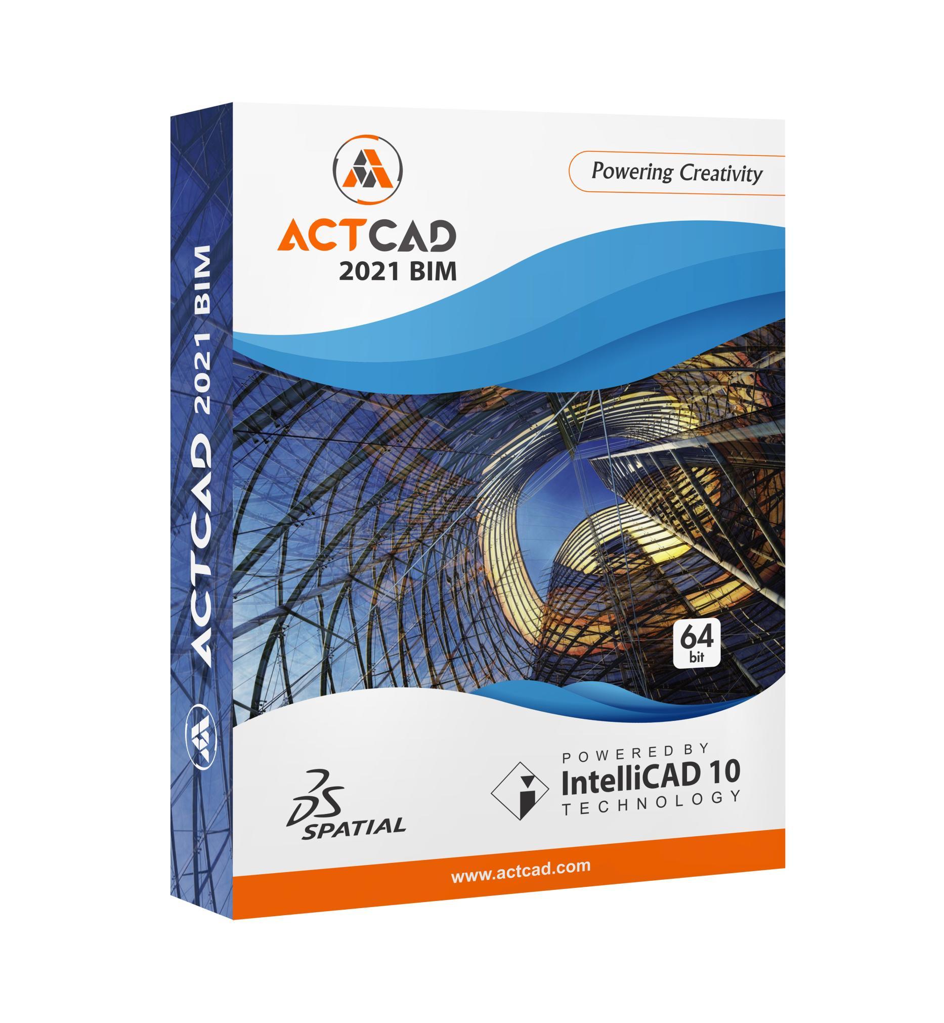 ActCAD 2021 BIM