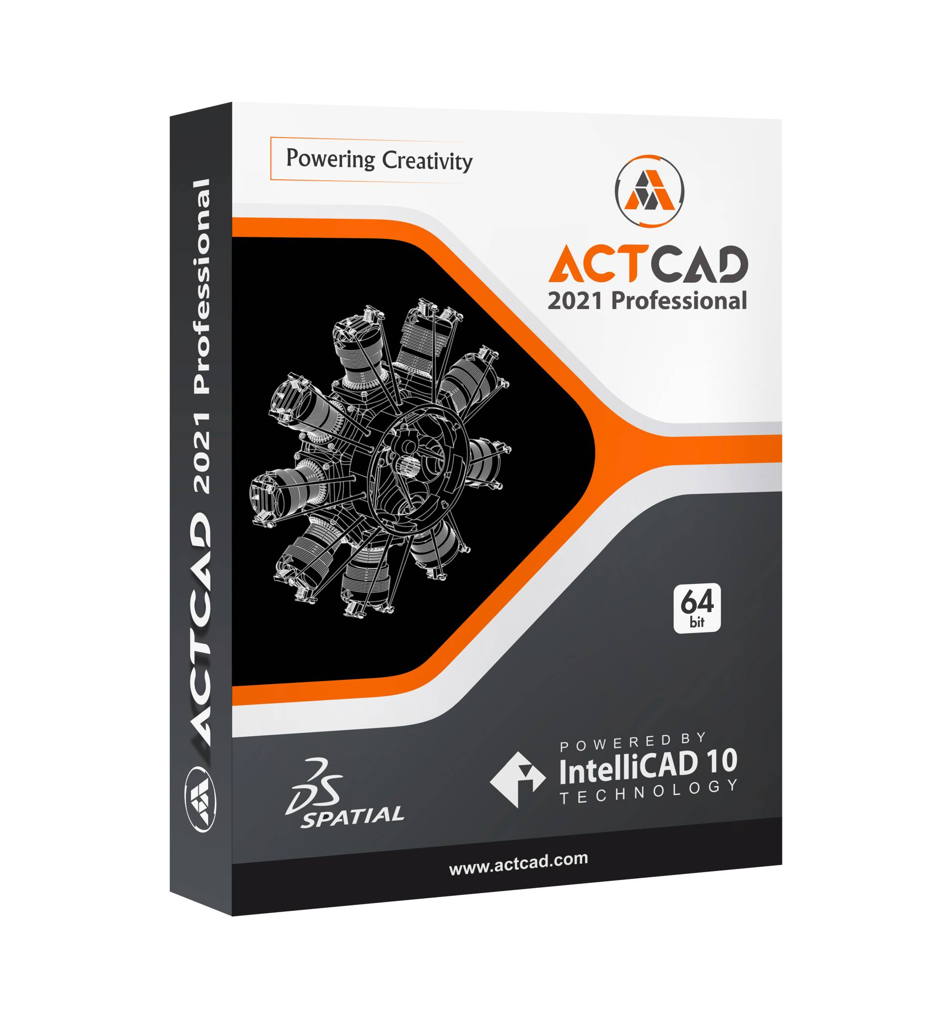 ActCAD 2021 PROFESSIONAL